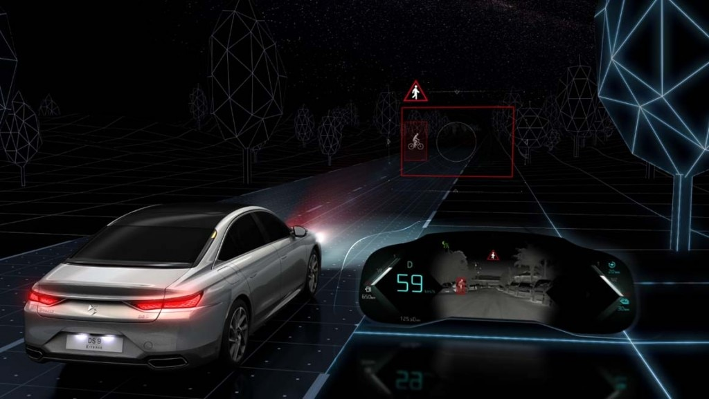 DS NIGHT VISION